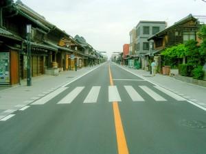 埼玉県の建設会社中里組の施工現場