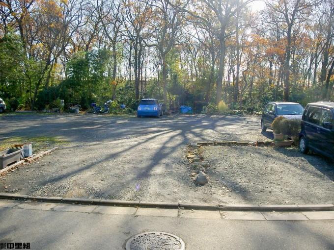 埼玉県川越市で駐車場の舗装工事は中里組(施工前)