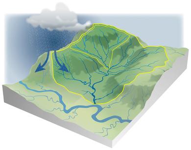 Inondations - Le bassin versant