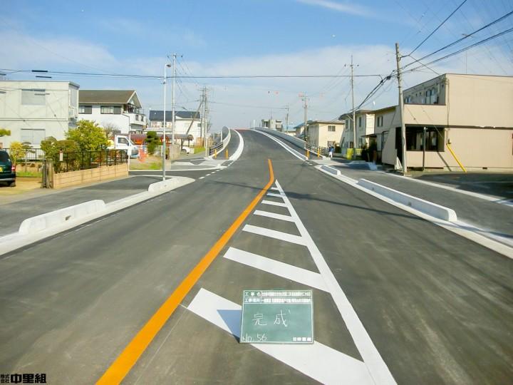 高坂陸橋取付工その3の写真