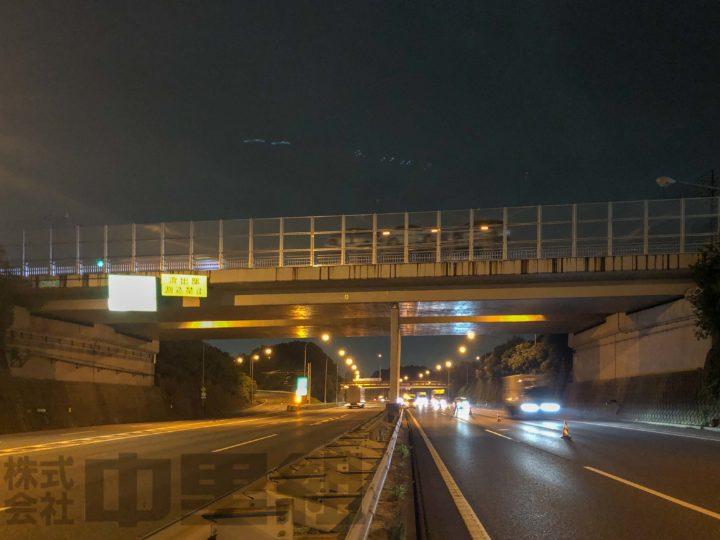 橋梁補修工事の写真