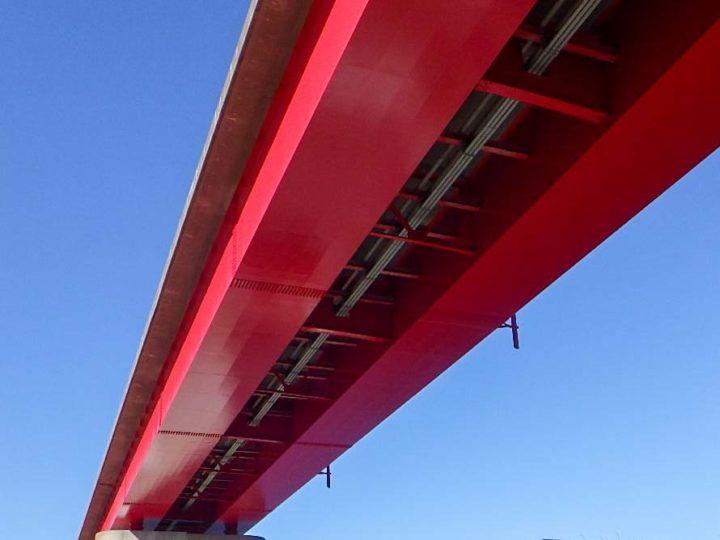 橋梁修繕工事の写真