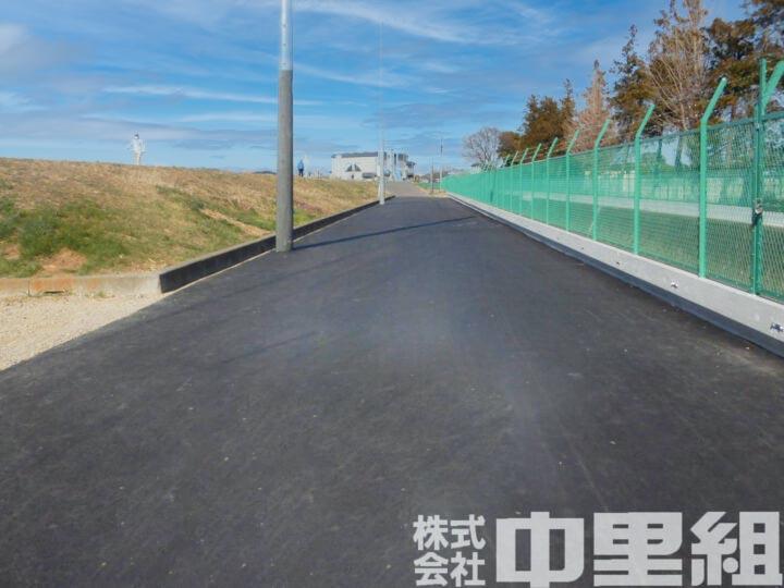 都市下水路施設保全改修工事の写真