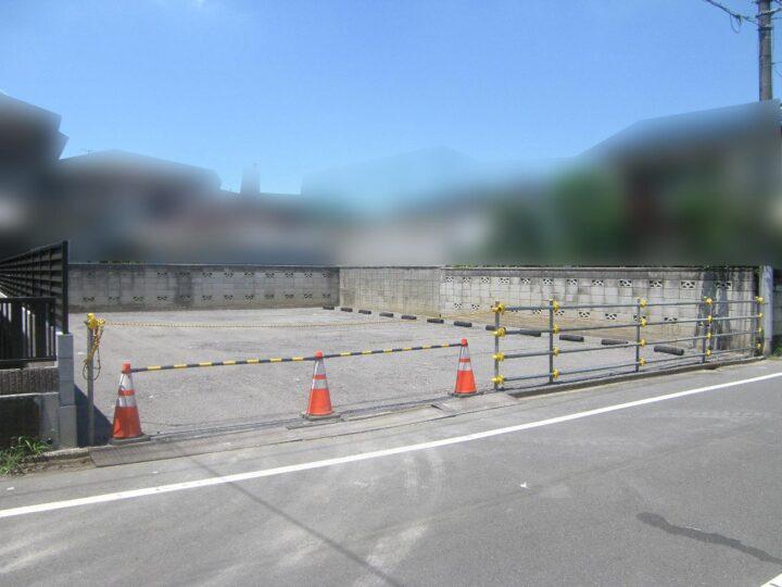 駐車場整備工事のメインイメージ